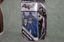 Batman Figure Arkham City Legacy Edition Blue Suit DC Universe Mattel NEW!