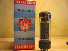 #EL 34 TELEFUNKEN TUBE #O-O GETTER #6 CA 7 #AMPLIFIER #VALVE EL34 #STRONG #LAMPE