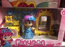 Princess Pinypon Figure with Fantasy Mirror   Pin y Pon Espejo Magico
