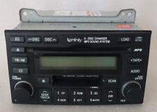 Cd6 Mp3 Infinity radio. Oem factory Cd stereo for 2007+ Hyundai Entourage