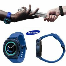 Samsung Galaxy Gear Sport Smart Watch Bluetooth Blue SM-R600 Sealed Brand New