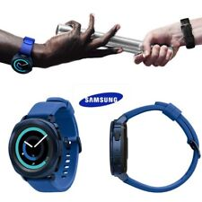 Samsung Galaxy Gear Sport Smart Watch Bluetooth Blue SM-R600 Sealed Package