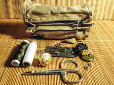 Italian Military Issue Surplus Sewing Kit with pouch - Unissued - NEW