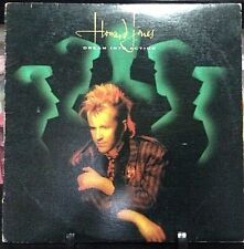 HOWARD JONES Dream Into Action Album Released 1985 Vinyl/Record Collection USA