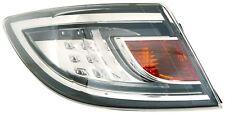 Mazda 6 2010-2012 Sports Hatch Outer LED Rear Tail Light Lamp N/S Passenger Left