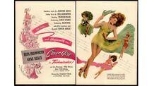 1944 COVER GIRL - RITA HAYWORTH - GENE KELLY -  VINTAGE MOVIE AD