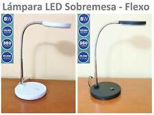 Lampara LED De Sobremesa 5W - Flexo Mesa Estudio - Despacho - Oficina - 3200K