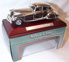 Pierce Silver Arrow Silver Cars Collection New in box