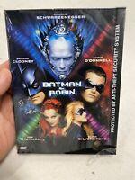 Batman  Robin (DVD, 1997) Brand New Sealed