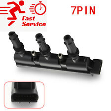 7Pin Ignition Coil Pack For Opel Vauxhall Corsa D MK3 MK III 1.0 1.0i 12V A10XEP