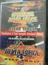 Operation delta force 3 & 4.