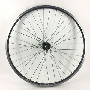Weinmann ZAC19 26 x1.5 ETRTO 559x19 Aluminum Alloy Rear Wheel Silver
