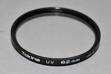 Tokina 62mm UV filter