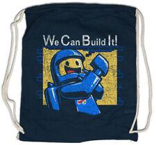 We Can Build It Turnbeutel Fun bricks Astronaut Space Cosmos Planet Steine