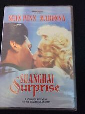 Shanghai Surprise DVD Sean Penn; Madonna New Sealed Fast Free Shipping