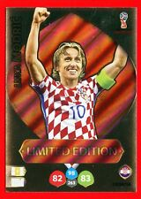 WC RUSSIA 2018 -Panini Adrenalyn- Card Limited Edition - MODRIC - CROATIA
