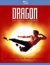 DRAGON: THE BRUCE LEE STORY NEW BLU-RAY