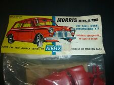 AIRFIX M4C MORRIS MINOR MINI 1/32 KIT MODEL CAR MOUNTAIN
