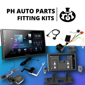 Mini Countryman Paceman R60 R61 Pioneer EVO Double DIN fitting kit Apple Android