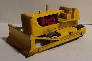 1960s Lesney Matchbox King Size K3 K-3 Caterpillar bulldozer dozer