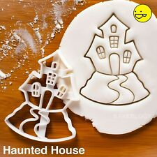 Haunted House cookie cutter | Halloween party ghost spirits ghosthouse spooky