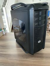 Cooler Master Cosmos SE - ATX, M-ATX, ITX, Windowed PC Case - Black