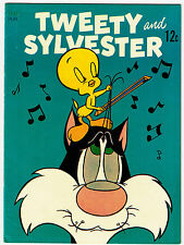 Foreign TWEETY and SYLVESTER 19-33 1959 Australia WARNER BROTHERS English FILE
