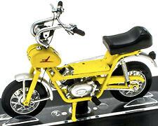 Italjet Go 50 Cc 1968 Cyclomoteur Moto Jaune 1:18 Atlas