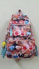 New Harajuku Lovers Small Shoulder backpack Canvas bag HL44
