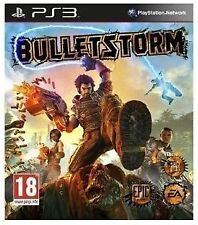 Bulletstorm Sony PlayStation 3 Ps3 Game