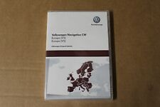 Volkswagen 1T0051859AS Navigations-DVD-ROM CY Europa West V17 510 RNS 810