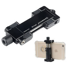 SUNWAYFOTO CPC-02 Phone Tripod Mount with Arca-Style Quick Release Plate