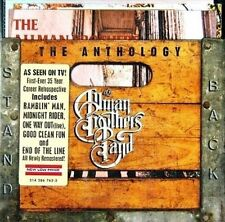 Stand Back The Anthology 0731458676225 by Allman Brothers Band CD
