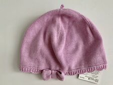 Janie and Jack Knit Beanie Hat- NWT -6-12 Months