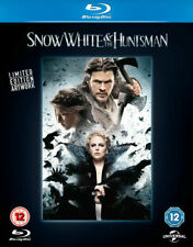 Snow White and the Huntsman Blu-Ray (2013) NEW