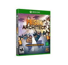 Prison Architect Xbox One Xb1 Release