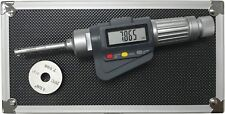 "3-Point Internal Micrometer Hole Bore Gauge Gage, 0..236-0.35"" / 0.00005""/.001mm"