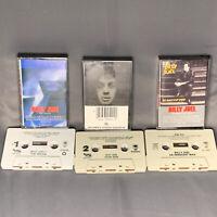 Billy Joel Cassette Bundle Piano Man An Innocent Man The Bridge Lot Of 3