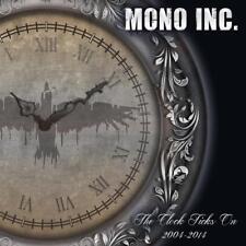 The Clock Ticks On 2004-20014 von Mono Inc. (2014) CD Digipak Neuware