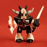 Vintage 1992 ZBots Khann Robot Figure Micro Machines