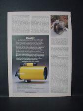 "1983 JSO Japan Special Optics 5"" Schmidt-Cassegrain Telescope VTG Print Ad 11296"