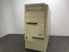 IBM Aptiva Desktop Computer Windows 95 DOS 32MB RAM 3GB HDD Memory
