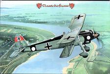 CLASSIC AIRFRAMES 450 Arado Ar68 E/F 2 versioni scala 1/48