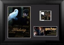 Film Cell Genuine 35mm Framed & Matted Harry Potter & Sorcerer's Stone 5279  S5