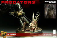 "SIDESHOW PREDATORS ""THE TRACKER"" MAQUETTE STATUE EXCLUSIVE! MINT! ONLY 250 MADE!"
