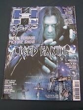 Hard Rock 2001 70 ICED EARTH AXL ROSE SLAYER SLIPKNOT CRADLE FILTH JUDAS PRIEST