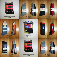 """Men's """"CREW"""" Socks,Polo Ralph Lauren,Levi's,Tommy Hilfiger and more."""