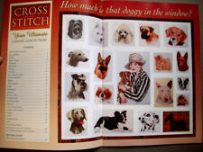 Dogs Jill Oxtons Cross stitch patterns special edition no 5 Canine collection