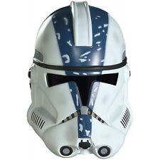 Clone Trooper Mask Star Wars Child Boys Lightweight Economy Costume Accessory