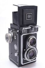 ZEISS IKOFLEX IC *VERY NICE* 6X6CM TLR 120 ROLL FILM W/ 75MM 3.5 TESSAR LENS